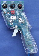 FETroller Slotcar Controller by 3rd Eye Technology - Front