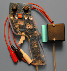 FET32 Slot Car Controller